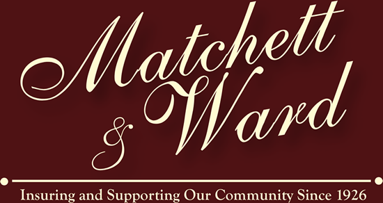 Matchett & Ward Insurance homepage